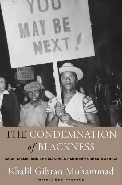 Cover of The Condemnation of Blackness