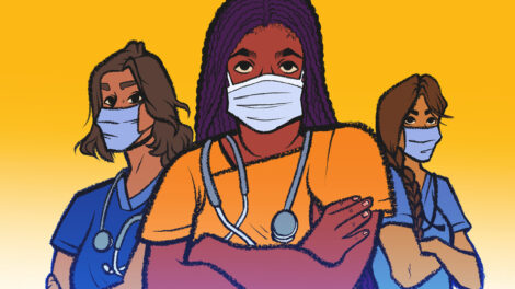 Solidarity with Frontline Health Workers