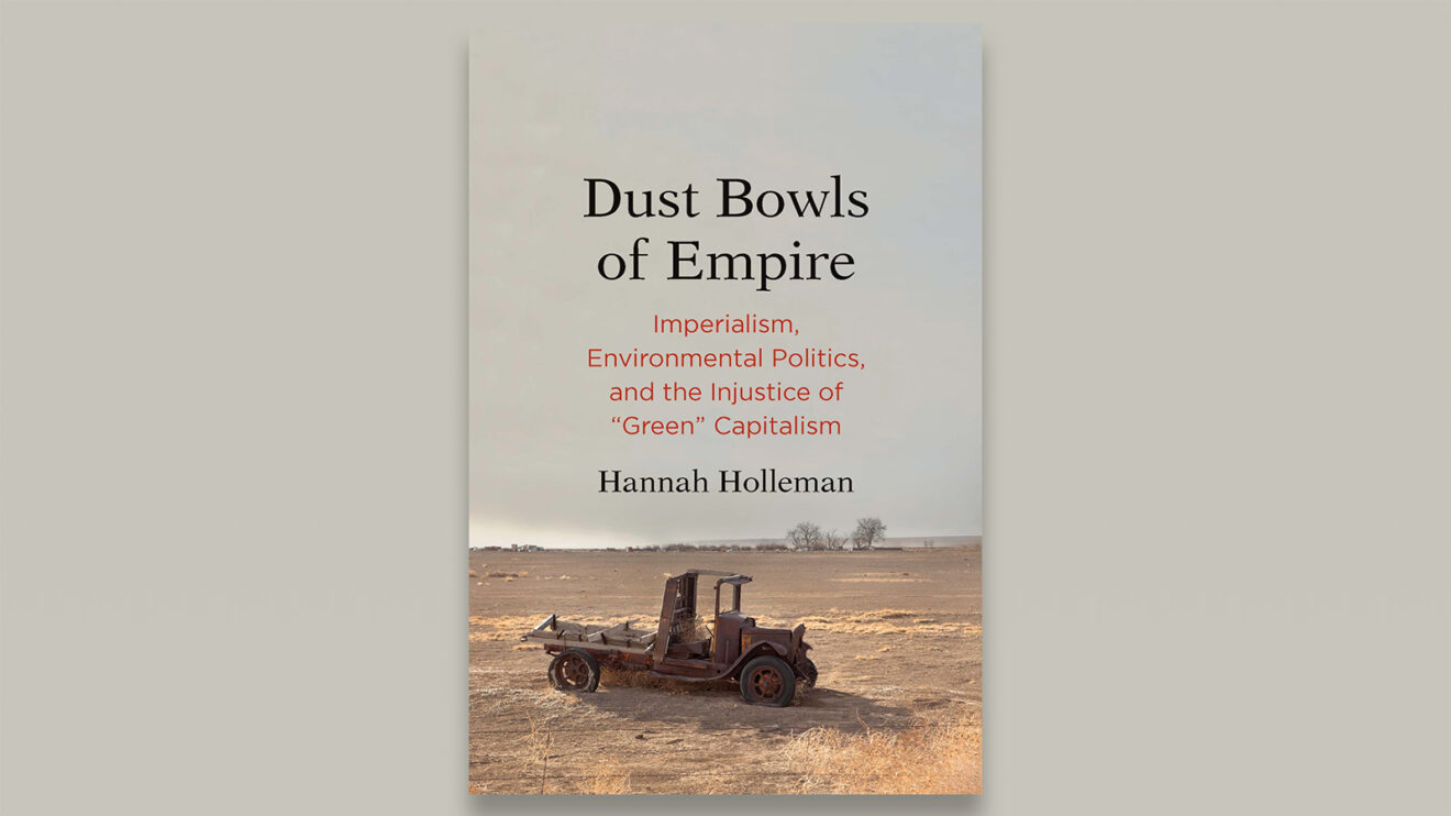 Dust Bowls of Empire cover